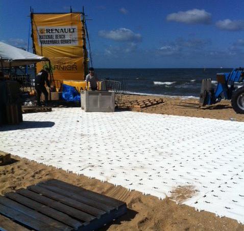 Renault Beach Activation