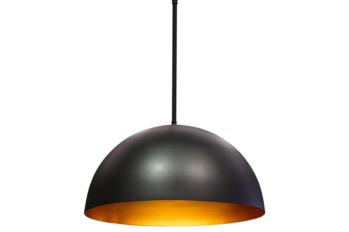 miscellaneous copper dome lights