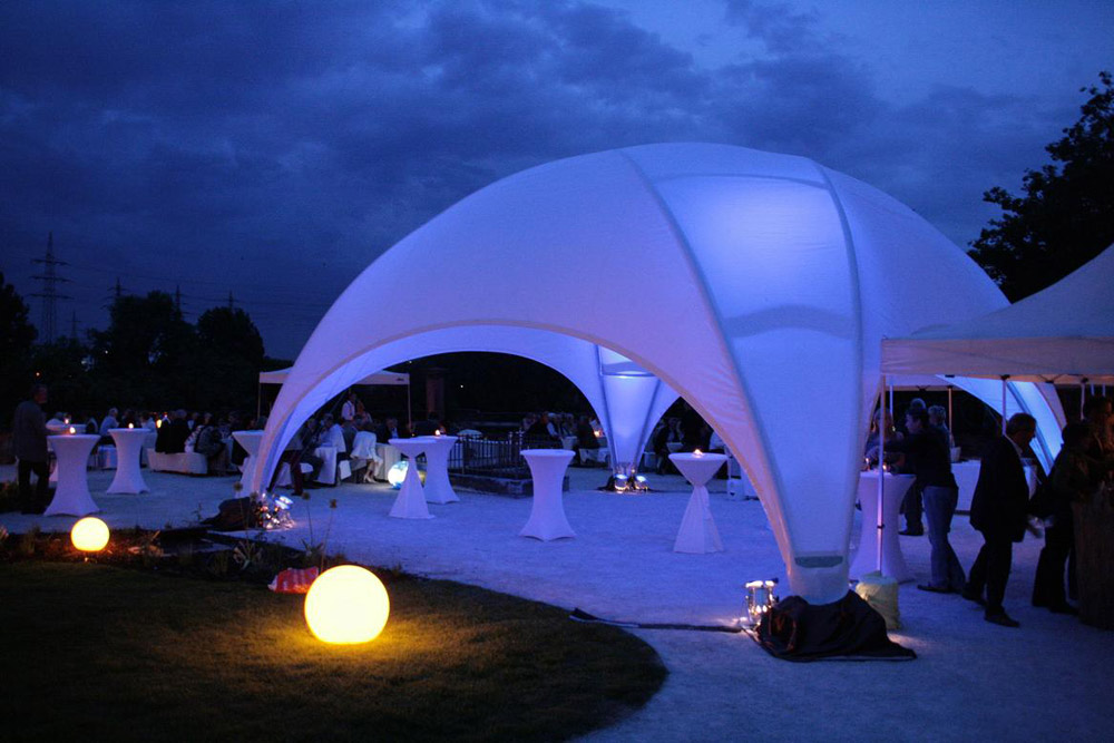 Crossover Dome Tent