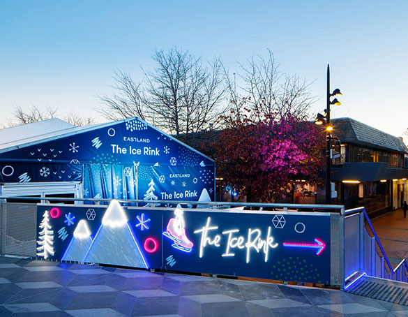 Eastland Icerink - No Fuss Event Hire