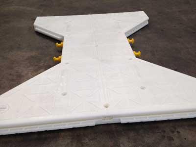 White I-Trac Module