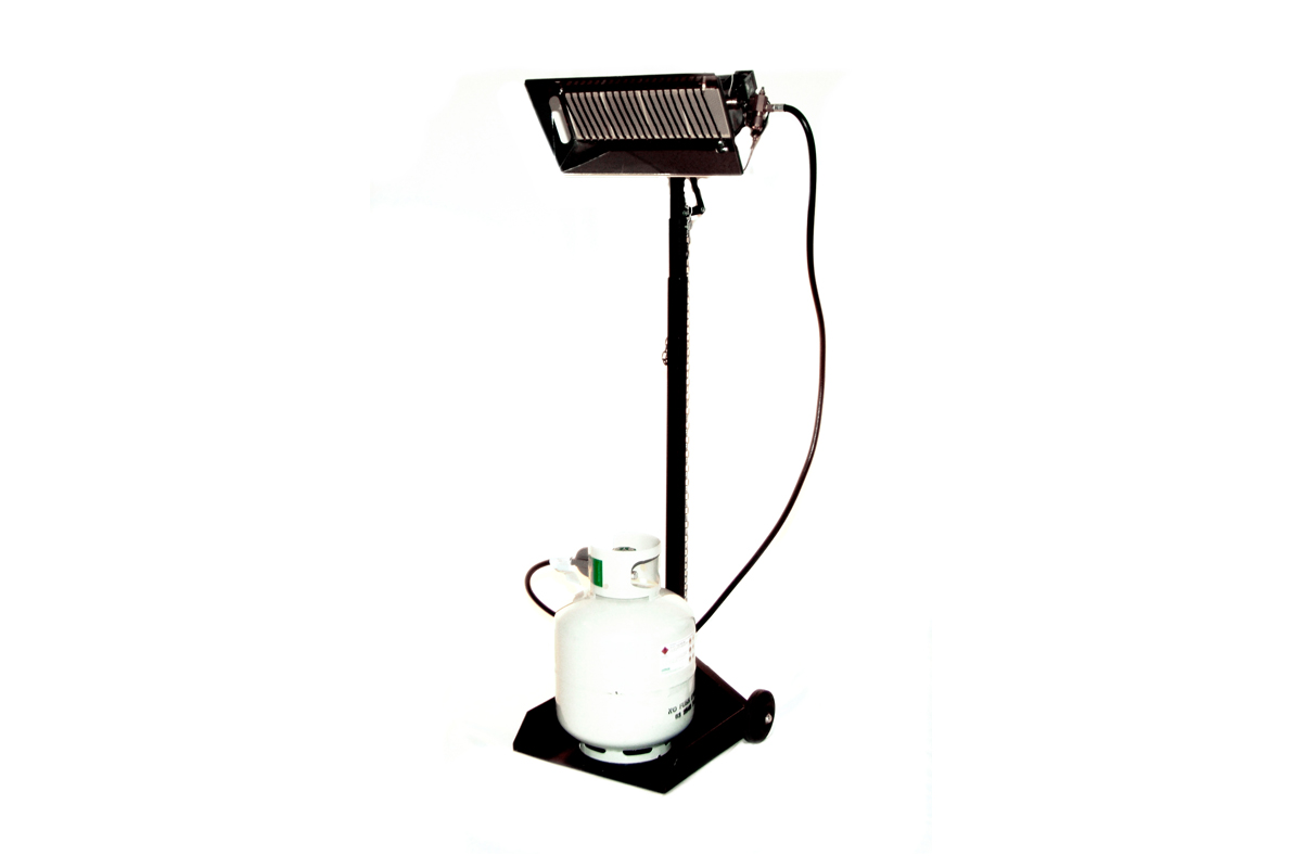 miscellaneous radiant heaters