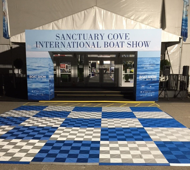 Sanctuary Cove International Boat Show 2018