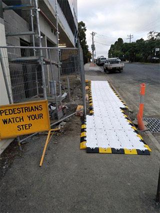 Supa-Trac Flooring No Fuss Event Hire Australia