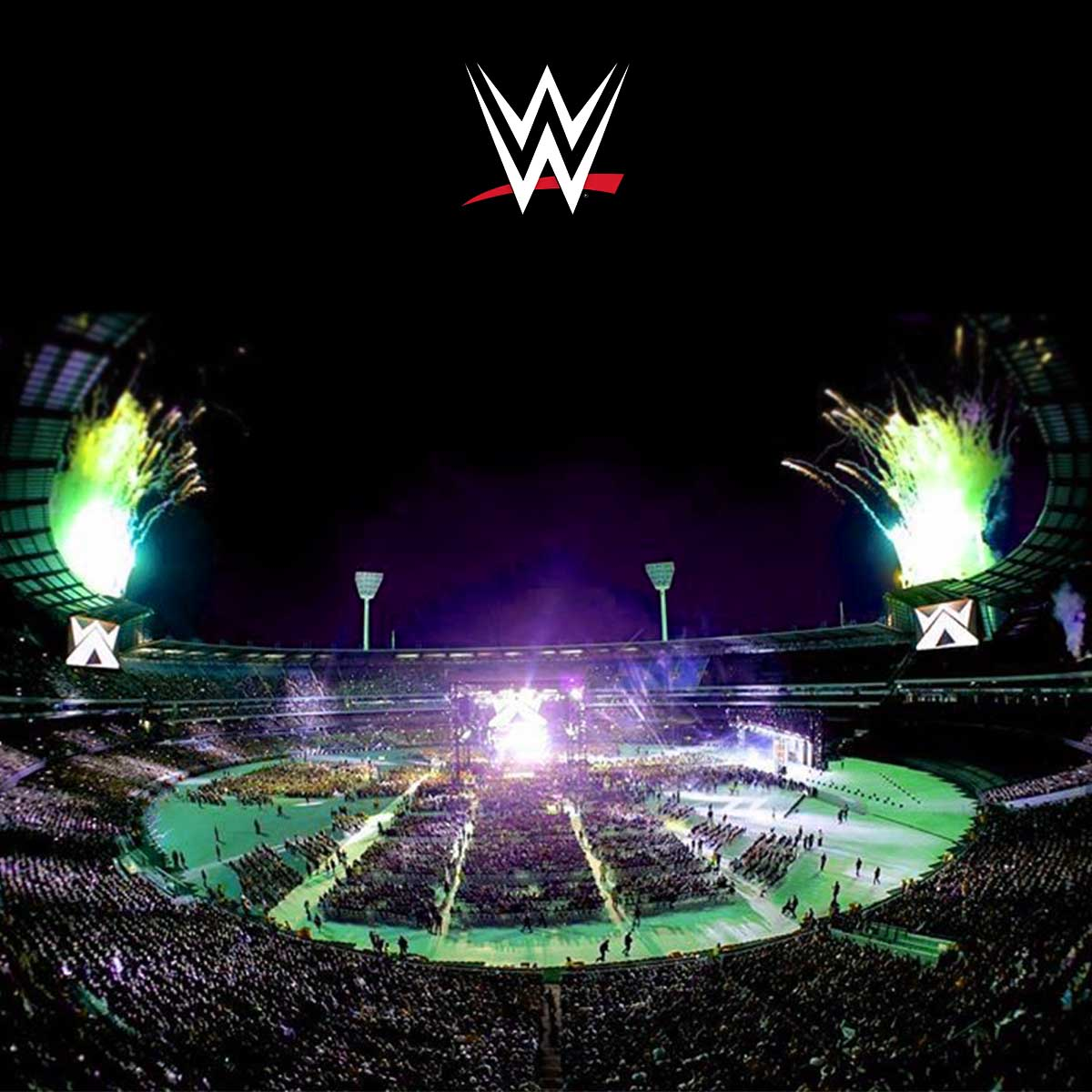 WWE Comes to Melbourne