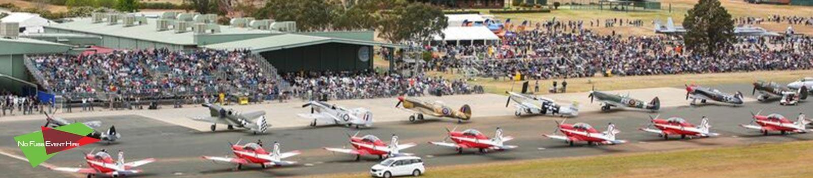 Warbirds Air Show Down Under 2018