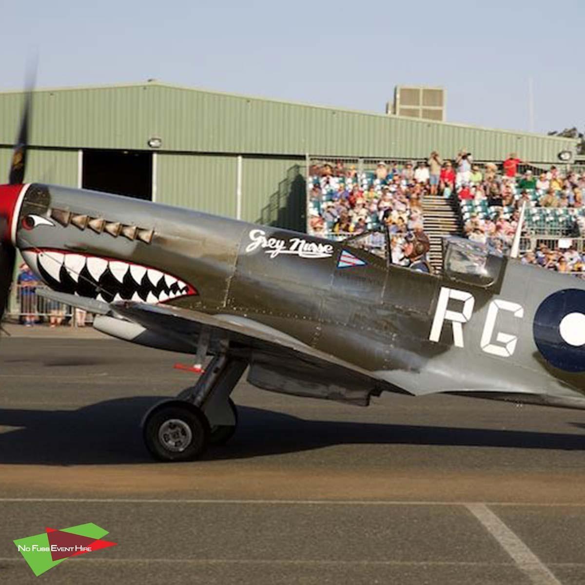 Warbirds Temora Air Show Down Under 2018 - 4