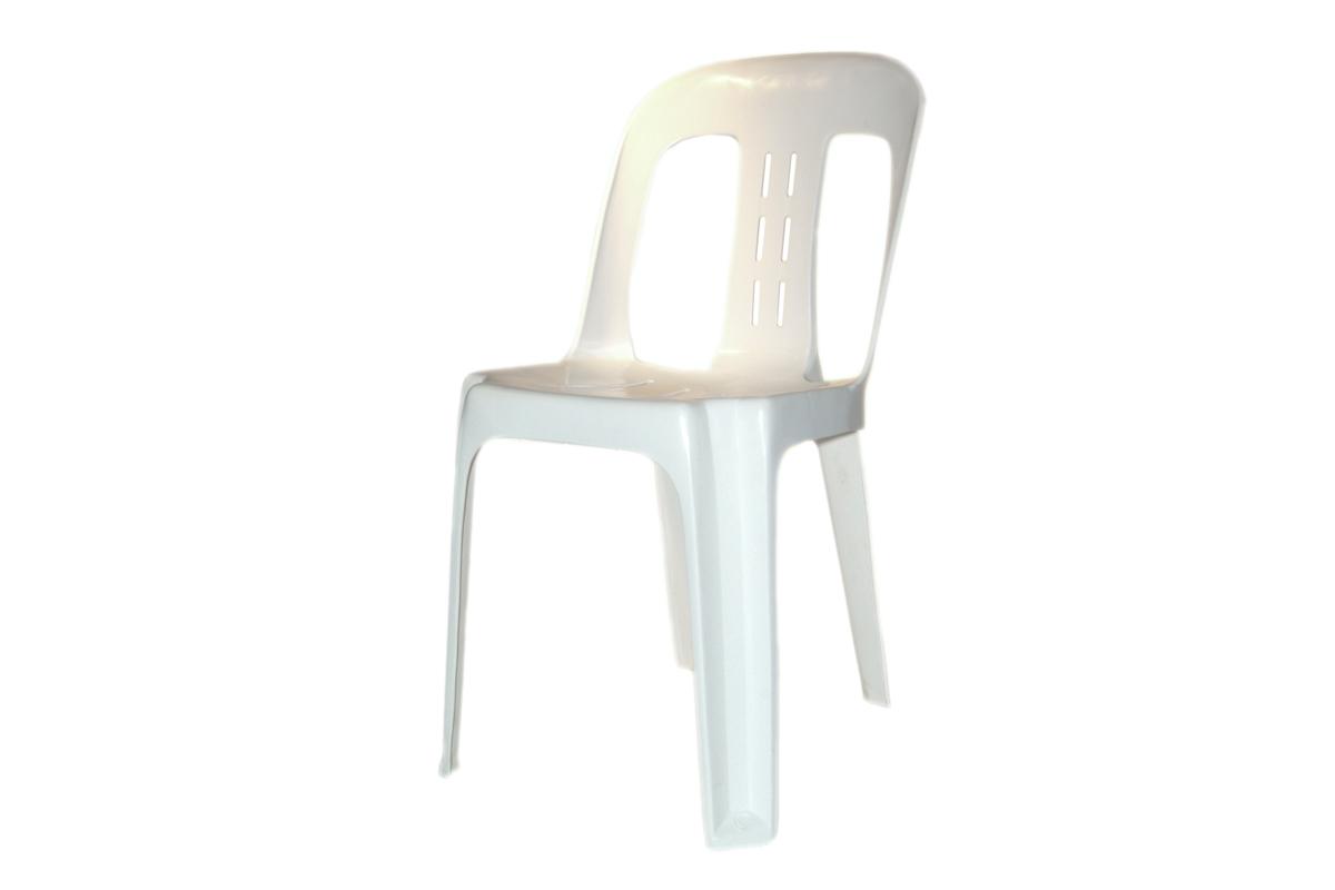 White Bistro Chairs