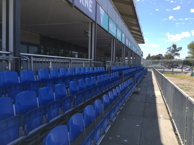 temporary grandstand seating 2