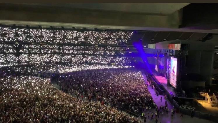 ANZ Stadium - Eminem