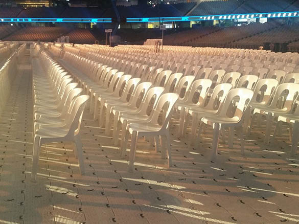 event planning individual seating
