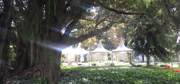 Paris to Provence marquee