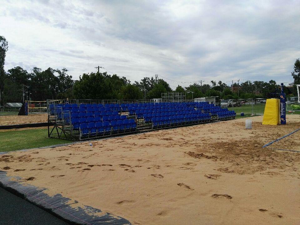 Shepparton Hosts World Beach Volleyball Tour