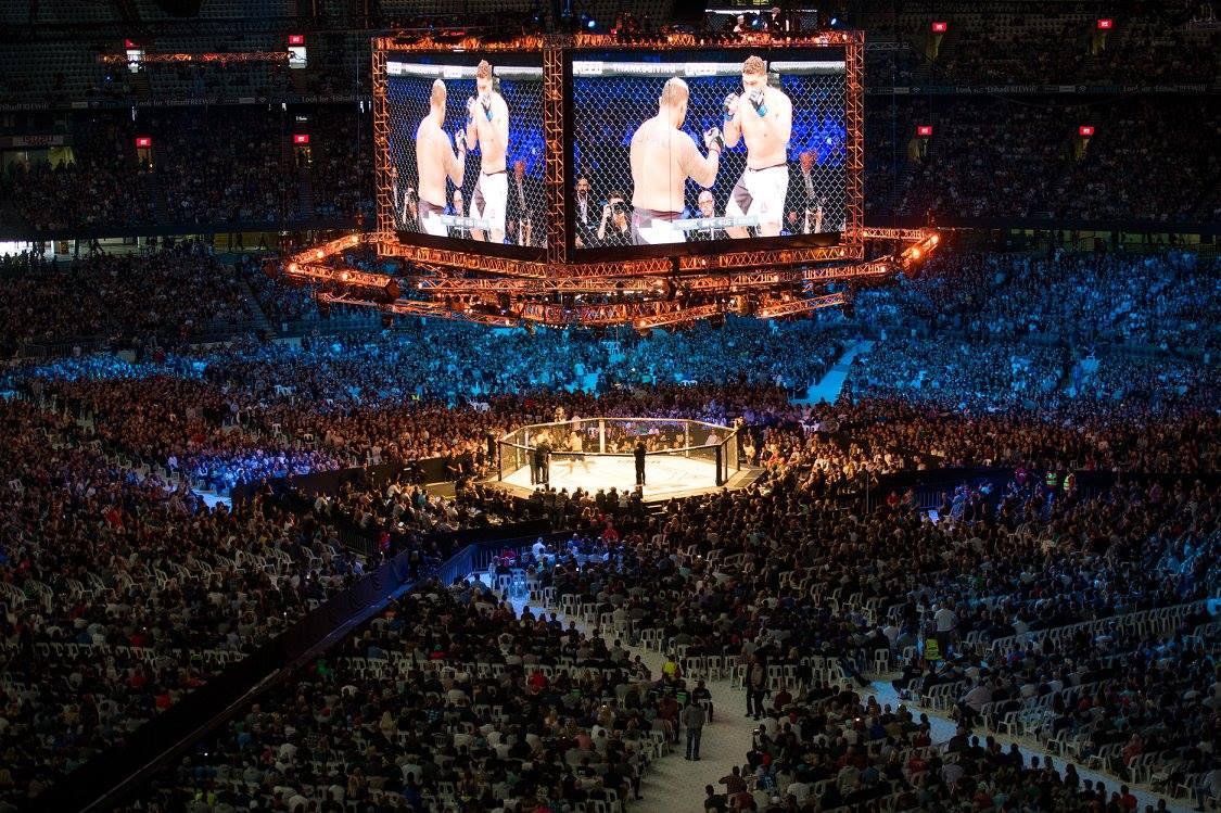 UFC at Etihad