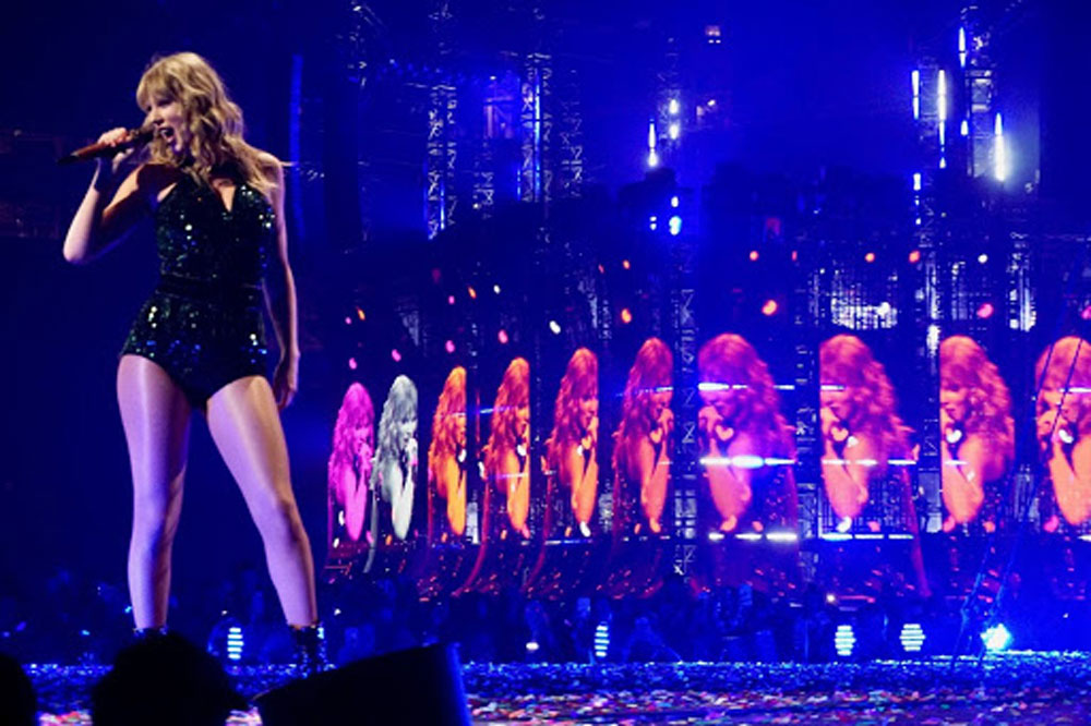 Taylor Swift Rocks Marvel Stadium
